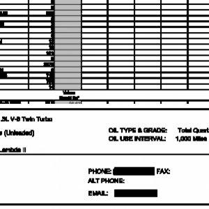 Blackstone 1k results